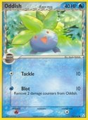 Oddish from ex Holon Phantoms