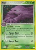 Muk from ex Legend Maker
