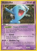 Wobbuffet from ex Legend Maker