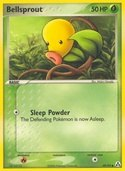 Bellsprout from ex Legend Maker