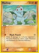 Machop from ex Legend Maker