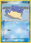 Spheal from ex Legend Maker