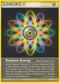 Rainbow Energy from ex Legend Maker