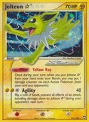 Jolteon Star from ex Power Keepers