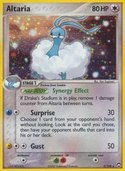 Altaria from ex Power Keepers