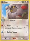 Shelgon from ex Power Keepers