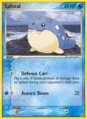 Spheal from ex Power Keepers