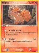 Vulpix from ex Power Keepers