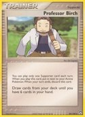 Professor Birch from ex Power Keepers