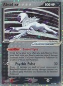 Absol ex from ex Power Keepers