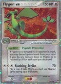 Flygon ex from ex Power Keepers