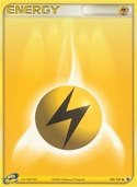 Lightning Energy from ex Ruby Sapphire