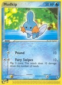 Mudkip from ex Ruby Sapphire