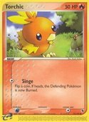 Torchic from ex Ruby Sapphire