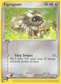 Zigzagoon from ex Ruby Sapphire