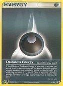 Darkness Energy from ex Ruby Sapphire