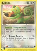 Kecleon from ex Sandstorm