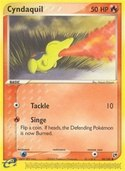 Cyndaquil from ex Sandstorm