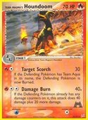 Team Magma's Houndoom from ex Team Magma vs Aqua