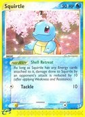 Squirtle from ex Team Magma vs Aqua
