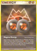 Magma Energy from ex Team Magma vs Aqua