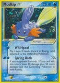 Mudkip Star from ex Team Rocket Returns