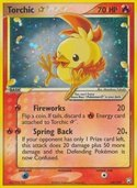 Torchic Star from ex Team Rocket Returns