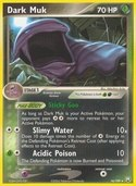 Dark Muk from ex Team Rocket Returns