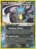 Dark Golduck from ex Team Rocket Returns