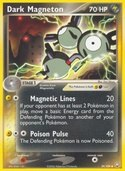 Dark Magneton from ex Team Rocket Returns