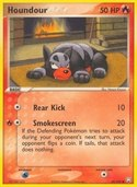 Houndour from ex Team Rocket Returns