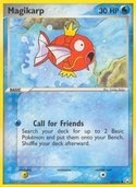 Magikarp from ex Team Rocket Returns