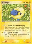 Mareep from ex Team Rocket Returns