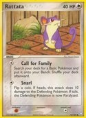 Rattata from ex Team Rocket Returns