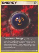 Dark Metal Energy from ex Team Rocket Returns
