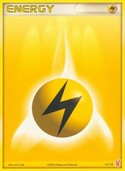 Lightning Energy from ex Trainer Kit 2