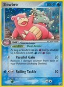 Slowbro from ex Unseen Forces