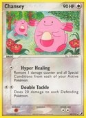 Chansey from ex Unseen Forces