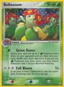 Bellossom from ex Unseen Forces