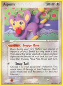Aipom from ex Unseen Forces