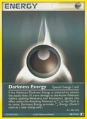 Darkness Energy from ex Unseen Forces