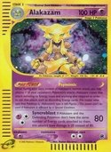 Alakazam from Expedition