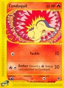 Cyndaquil from Expedition