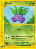 Oddish from Expedition