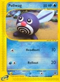 Poliwag from Expedition