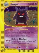 Gengar from Expedition
