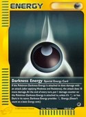 Darkness Energy from Expedition