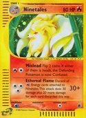 Ninetales from Expedition