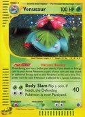 Venusaur from Expedition