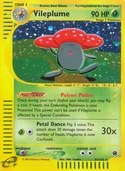 Vileplume from Expedition